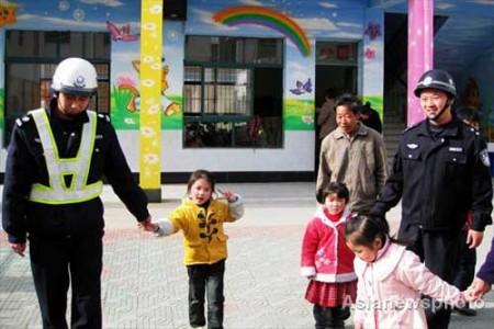 china-politie-school-1