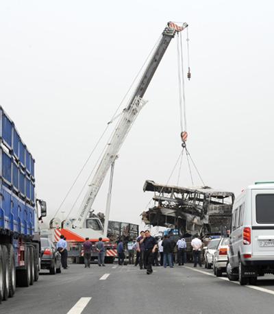 bus-ongeluk-shenyang-china-2