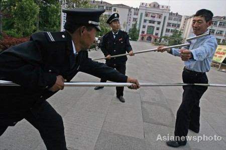 steekpartij-school-china-politie-4