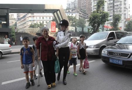 politie-agentes-china-2