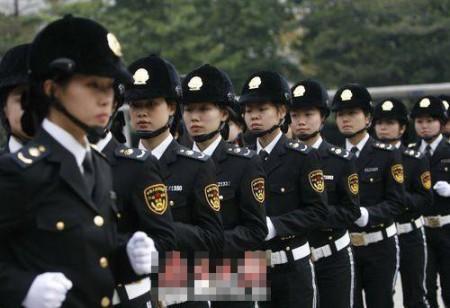 vrouwen-politie-china-2