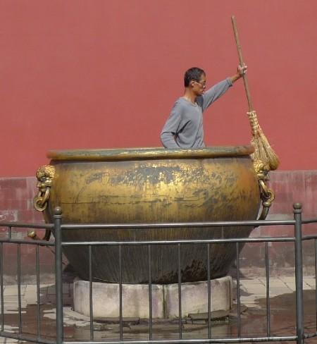 verboden-stad-beijing-schoonmaker-4