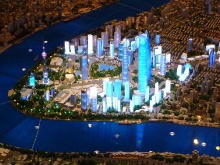 Shanghai Urban Planning Museum