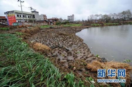 zinkhol in China