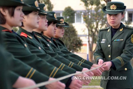 china-legervrouwen-training-2