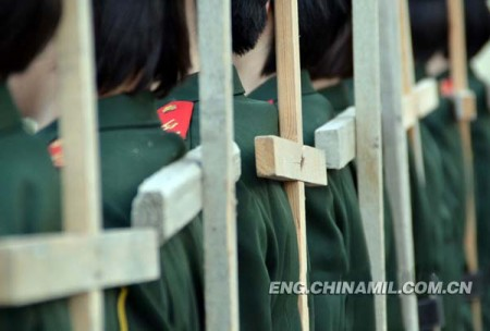 china-legervrouwen-training-5